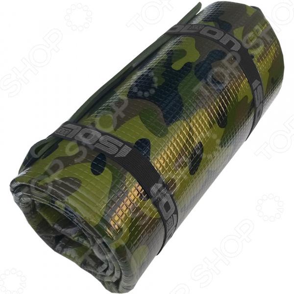 Коврик для отдыха туристический ISOLON Ultrapack Decor «Камуфляж»