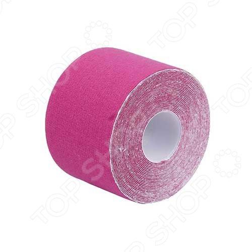Лента эластичная Lite Weights «Кинезио-тейп» Лента эластичная Lite Weights 5703LW /Розовый