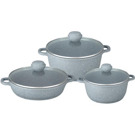 Купить Набор посуды для готовки Bekker Premium BK-4608