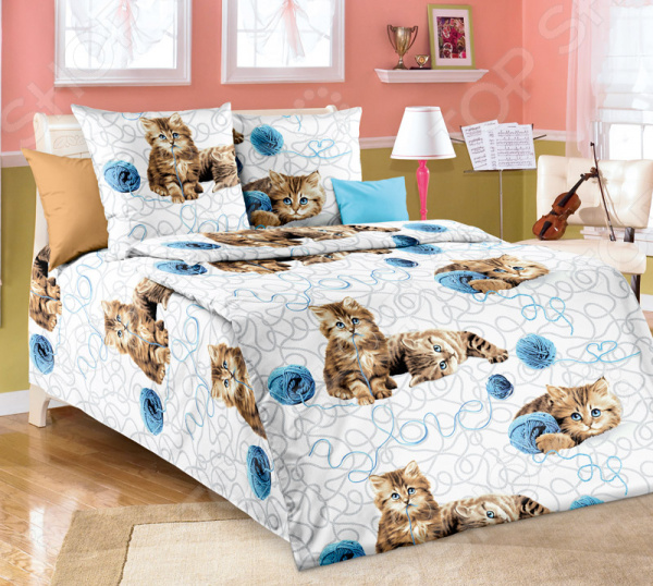Детский комплект постельного белья ТексДизайн «Цап-царап» римма алдонина цап царап