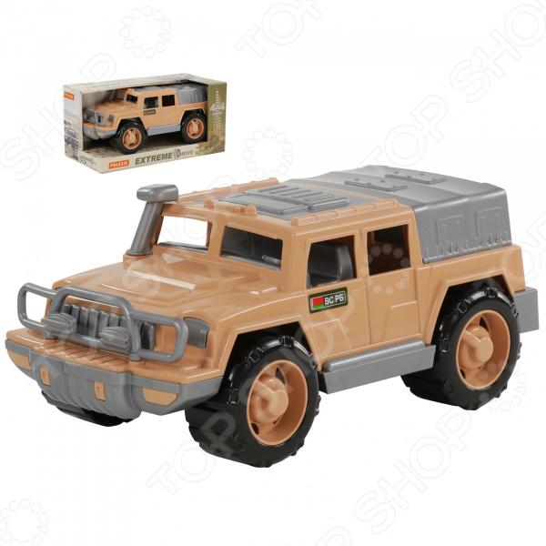 Машинка игрушечная POLESIE «Защитник-Сафари» №1 polesie смурфетта