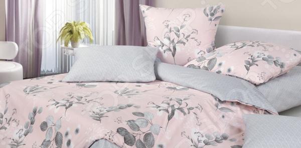 цена Комплект постельного белья Ecotex «Валери» онлайн в 2017 году