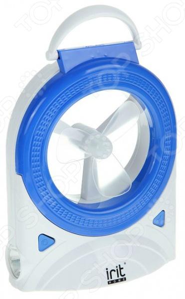 Вентилятор настольный Irit IRV-029. В ассортименте
