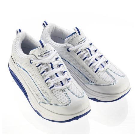 Купить Кроссовки Walkmaxx 2.0. Цвет: белый, синий