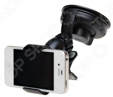 Держатель для телефона Airline AMS-U-02 раздвижной держатель для телефона в дефлектор airline ams u 08