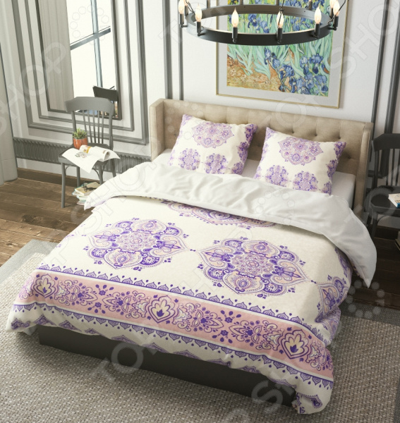 фото Комплект постельного белья Стильный дом «Рамзес», купить, цена