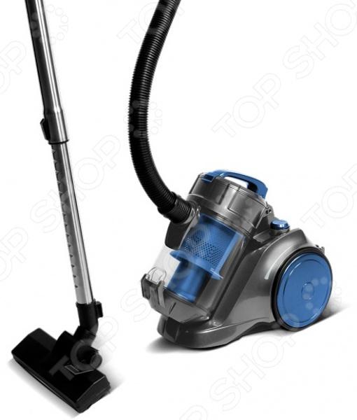 Пылесос безмешковый Unit UVC-2210 робот пылесос для сухой уборки lg vr6570lvmb