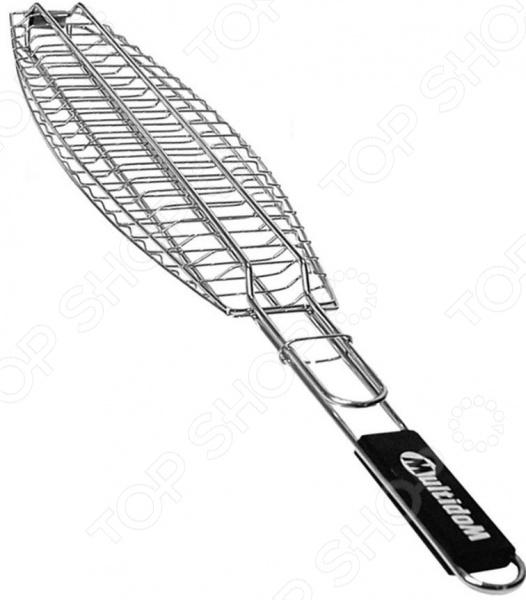 Решетка для барбекю Мультидом «Пикник-Рыбалка» AN84-51