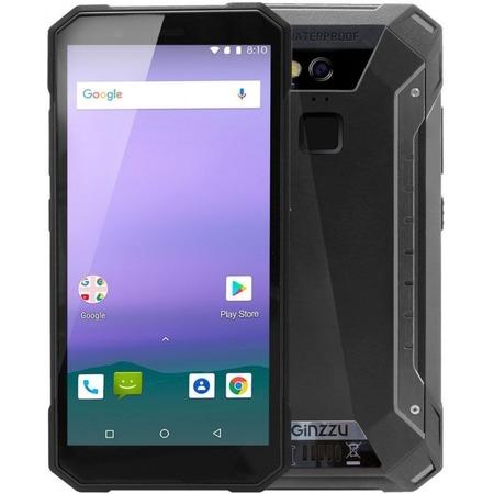 Смартфон защищенный Ginzzu RS9602B