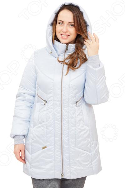 Куртка D`imma «Пилар». Цвет: голубой