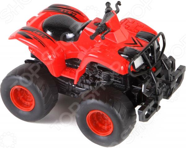 Машинка инерционная игрушечная Yako с пружинным механизмом 1724571