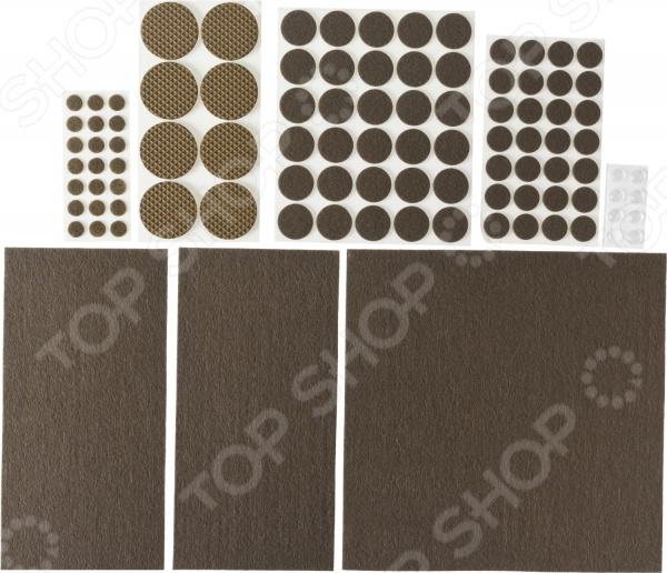 Накладки самоклеящиеся на мебельные ножки Stayer Comfort 40916-H98 цены