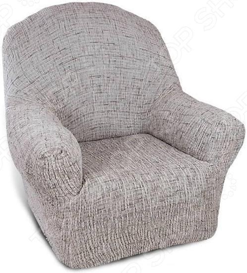 Кардинальное изменение интерьера Натяжной чехол на кресло Плиссе. Тирамису инновационный чехол, который даст вторую жизнь старой мебели, поможет ей засиять новыми цветами и кардинально преобразит интерьер. Чехол превосходно натягивается и садится на мебель за счет эластичных нитей, а также легкой ткани, которая придает визуальный объем. Поэтому надеть его на кресло не составит особого труда. Преимущественно садится на кресла стандартной формы и габаритов. Преимущества  Сделан из мягкой ткани, приятной на ощупь.  Прострочен эластичными нитями.  Обладает повышенной износостойкости.  Ткань не деформируется и не выцветает после стирки.  Материал не просвечивает.  Высокая степень растяжимости и усадки.  Его можно не гладить.  Защита мебели Сохранение чистоты и гигиеничности это немаловажная часть работы, с которой чехол с легкость справляется. Он используется не только трансформации интерьера, но и для защиты от пыли, пятен, а хозяев от необходимости регулярной чистки. А ведь оригинальную ткань от мебели не так то просто выстирать. Поэтому чехол будет не только красивым дополнением, но и необходимой мерой предосторожности. Отстирать чехол можно в стиральной машинке при температуре 40 С без отжима. Пятна выводятся без проблем, без дорогостоящей химчистки. Также важно отметить, что такую ткань не обязательно гладить.  Одежда для вашей мебели Способов обновить старую мебель не так много. Чаще всего приходится ее выбрасывать, отвозить на дачу или мириться с потертостями и поблекшими цветами. Особенно обидно избавляться от мебели, когда она сделана добротно, но обивка подвела. Эту проблему решают съемные чехлы для мебели, быстро набирающие популярность в России. Незаменимы чехлы для мебели в домах с маленькими детьми и домашними животными, в гостиных, где устраиваются застолья и посиделки, в интерьерах офисов. В съемных квартирах они помогут сохранить чистоту и гигиеничность. Но все-таки главное их предназначение это эстетическое обновление интерьера. Узнайте больше о плюсах 