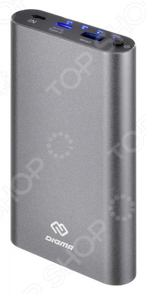 Аккумулятор внешний Digma DG-ME-15000