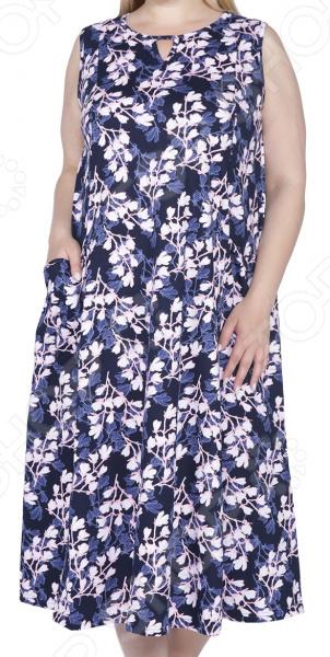 Платье Ивассорти «Сарафан загадка»