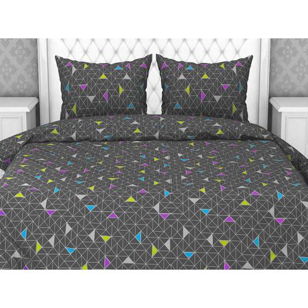 Купить Комплект постельного белья Ricotio «Треугольники»