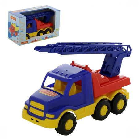 Купить Машинка игрушечная POLESIE «Гоша. Пожарная спецмашина». В ассортименте