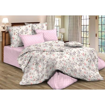 Купить Комплект постельного белья Guten Morgen 795. 1,5-спальный. Цвет: розовый