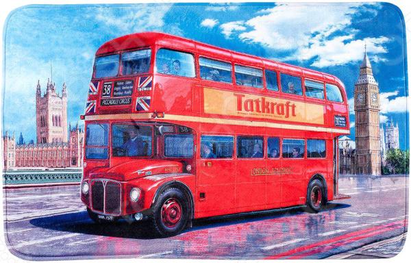 Коврик для ванной Tatkraft London Bus tatkraft mega lock