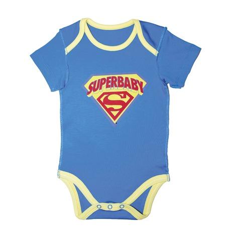 Купить Боди SuperBaby Logo