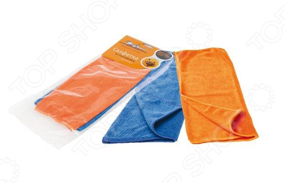 Набор салфеток Airline AB-V-01 irobot набор одноразовых салфеток для влажной уборки braava jet 10 шт