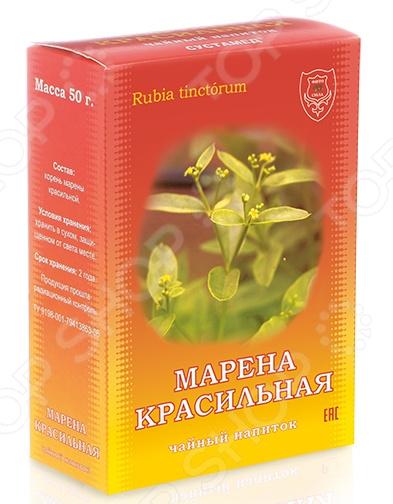 Чайный напиток Фитосила «Марена Красильная» марена красильная экстракт 250мг 20 таблетки