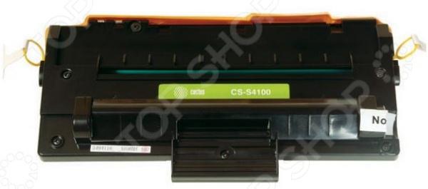 Картридж CACTUS CS-S4100 картридж cactus cs s4100 для принтеров samsung ml 1710d3 scx 4100d3 scx 4216d3 x215 xerox 3115 xerox pe16 3000 стр