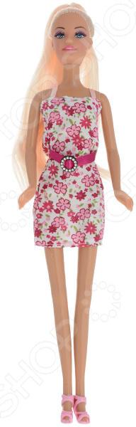 Кукла Toys Lab «Блондинка в цветочном платье А-стайл»
