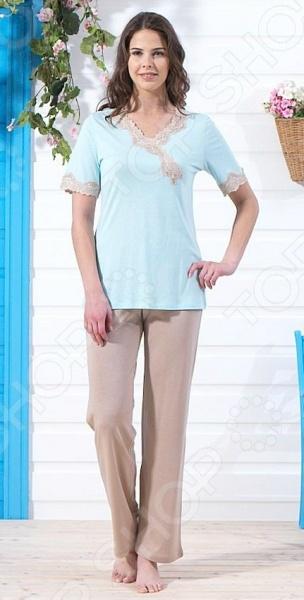 Пижама женская BlackSpade 5625