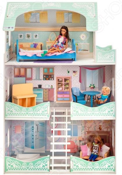 Кукольный дом с аксессуарами PAREMO «Вивьен Бэль»