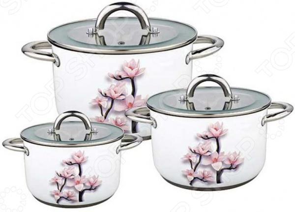 Набор посуды Zeidan Z-50629 набор посуды zeidan z 50620
