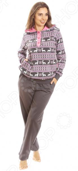 Костюм с брюками «Северное сияние»