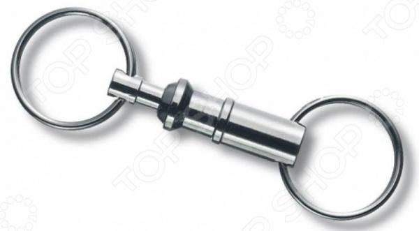 Кольцо для ключей Victorinox 4.1835.B1 комбинация цепочек victorinox 4 1854 b1