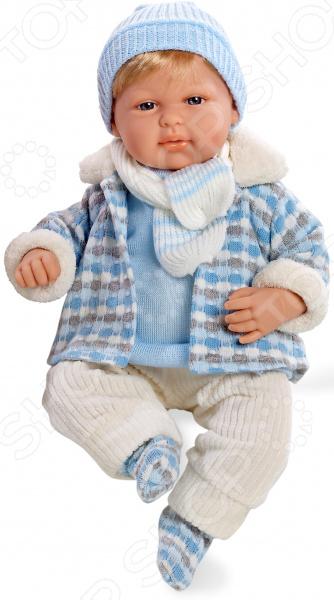 Zakazat.ru: Кукла интерактивная Arias Elegance мальчик в теплой курточке