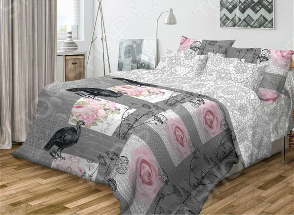Комплект постельного белья Волшебная ночь Coco постельное белье волшебная ночь комплект постельного белья кружево