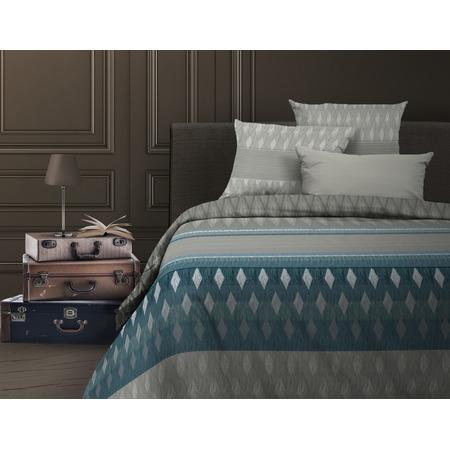 Купить Комплект постельного белья Wenge Billund. 1,5-спальный. Цвет: темно-бирюзовый