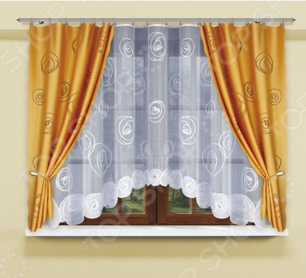 Комплект штор Haft 200260 шторы интерьерные haft комплект штор для гостиной