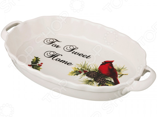Форма для выпечки Lefard «Птичка кардинал» 229-149