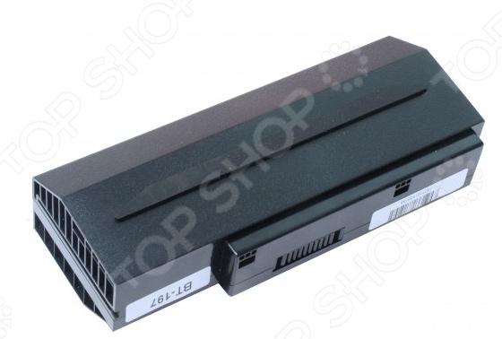 Аккумулятор для ноутбука Pitatel BT-197 brand new dc power jack for asus g71 g71g g71gx g73 g73j g73jh g73jw g73sw x83 x83v x83vm m50vn m50s m50v m51v 2 5mm