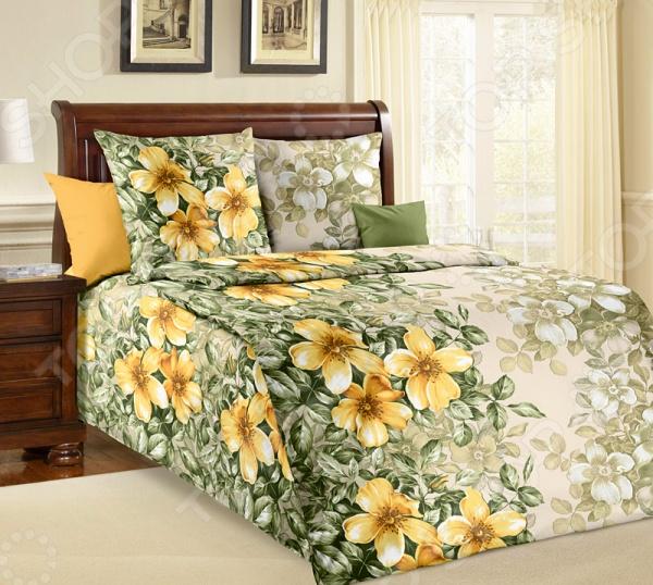 Комплект постельного белья Белиссимо «Жасмин» комплект постельного белья белиссимо константин