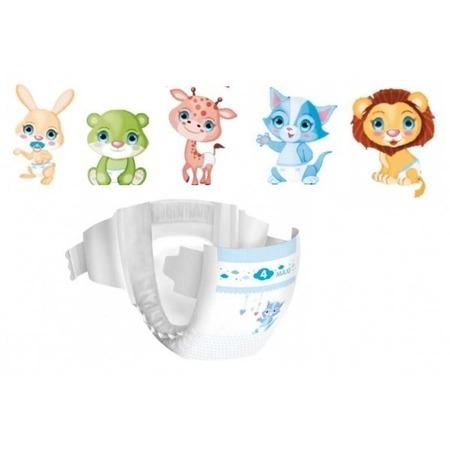 Купить Подгузники Helen Harper Baby 4 Maxi (7-18 кг)
