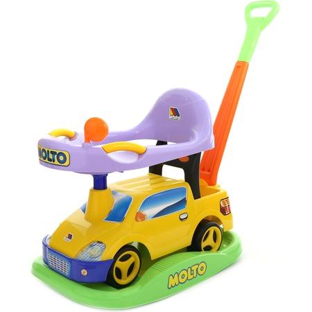 Купить Машина-каталка Molto многофункциональная «Пикап»