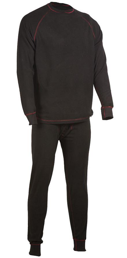 Комплект термобелья Huntsman H-100. Цвет: черный