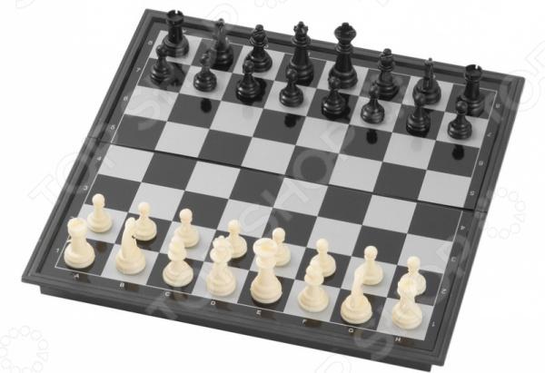 Шахматы магнитные Partida mchess25 игра спортивная partida набор для гольфа с автоматической лузой в кожаном кейсе