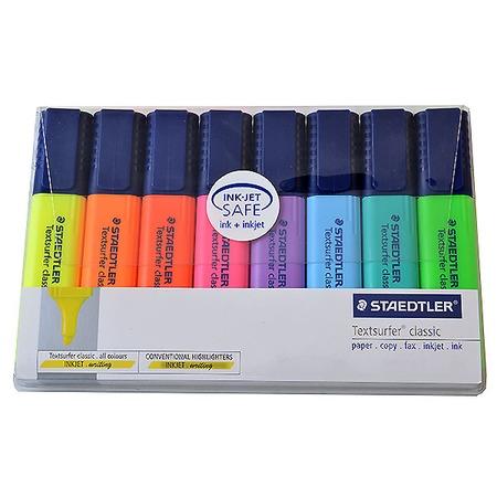 Купить Набор маркеров-текстовыделителей Staedtler 364WP803
