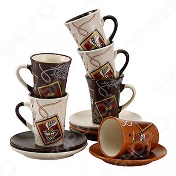 Чайный набор Wellberg WB-42015