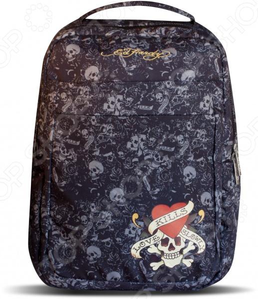Рюкзак мягкий ED Hardy 29190