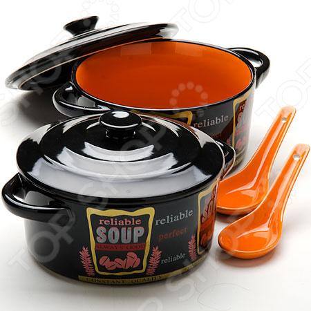 Набор кухонной посуды Loraine 21275-2
