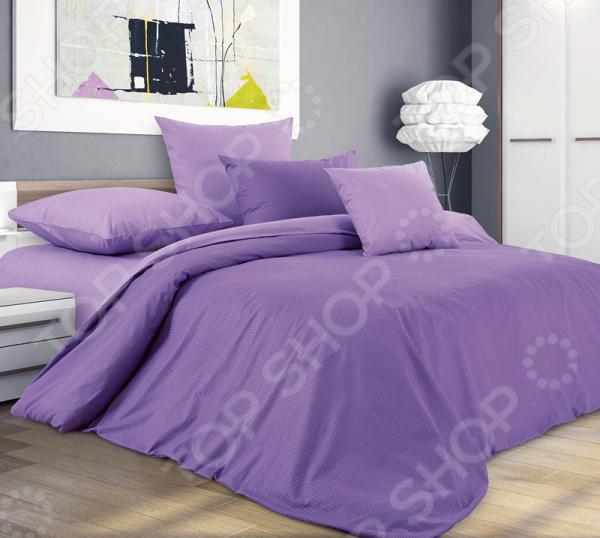 Комплект постельного белья Королевское Искушение «Ежевичный смузи». 2-спальный