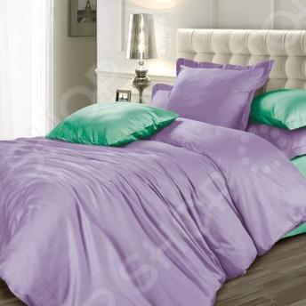 Комплект постельного белья Унисон «Сиреневая нега»